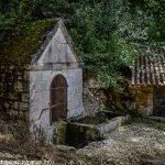 La Fontaine de Pordiac et son lavoir