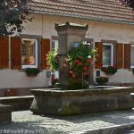 La Fontaine rue du Général De Gaulle