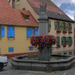 La Fontaine rue des Trois Epis