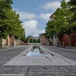 La Fontaine Place de la Trébaille