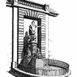 Croquis d'Attiret pour la Fontaine