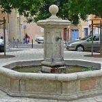 La Fontaine Place Lucien Laroyenne