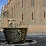 La Fontaine Place Sainte-Cécile