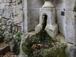 La Fontaine Saint-Roch