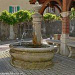 La Fontaine et le Lavoir rue du Maquis
