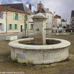 La Fontaine Place des Marronniers