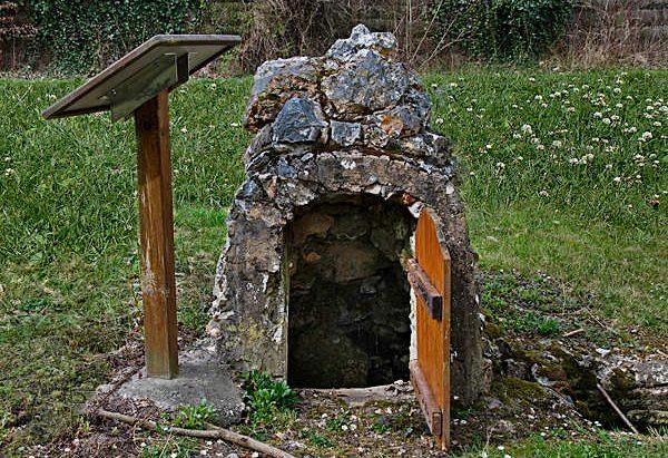 Fontaine du Lavoir des Naudins