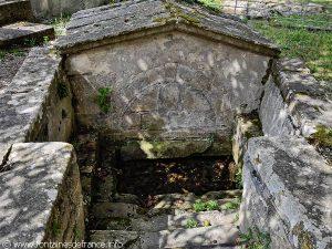 La Fontaine du XVIIème