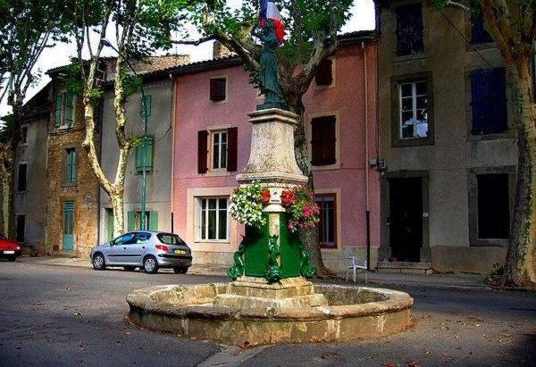 La Fontaine de la Marianne