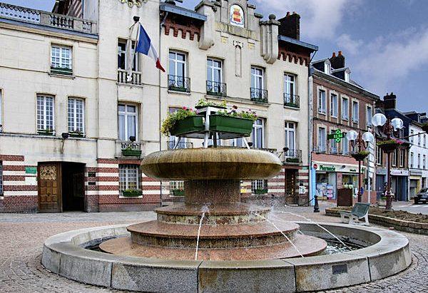 La Fontaine Place Brévière