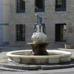 La Fontaine Place Julien Soulère