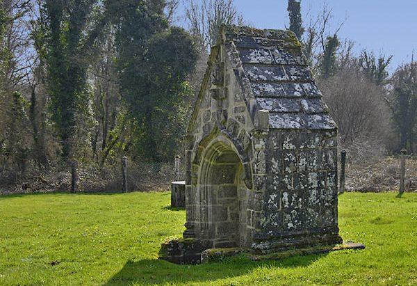 La Fontaine de la Chapelle Burgaud