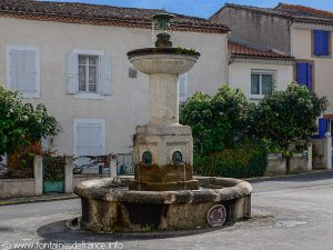 La Fontaine Place de la Fontaine