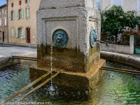 La Fontaine Place de la Fontaine