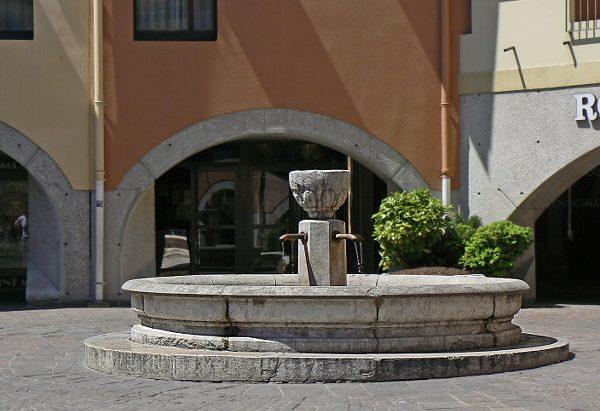 La Fontaine Place Sainte-Catherine