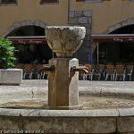 La Fontaine Place Ste-Catherine