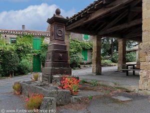 La Fontaine de la Halle