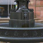 La Fontaine l'Enfant et le Cygne