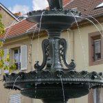 La Fontaine des Quatre Lions