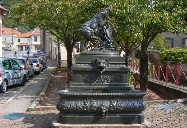La Fontaine de la Chèvres