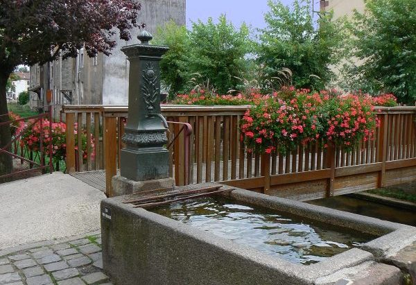 La Fontaine de Quartier