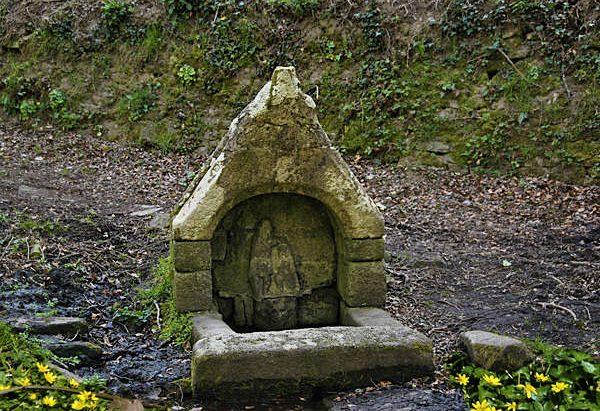 La Fontaine de la Chapelle Saint-Jean