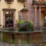 La Fontaine dite Untertorbrunnen