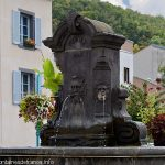 La Fontaine Place J.Claussat