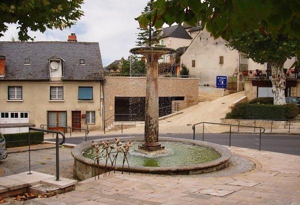 La Fontaine Saint-Julien