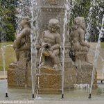 La Fontaine du Parc de l'Ile de la Vergne