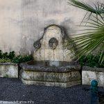 La Fontaine Place des Combattants d'Indochine