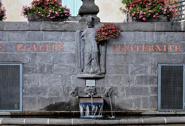 La Fontaine Républicaine ou de Saint-Priest