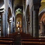 La Nef de l'Eglise St-Priest