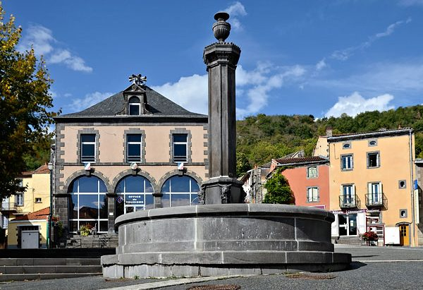 La Fontaine Laurent Boisson
