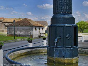 Les Fontaines de la Grande Rue