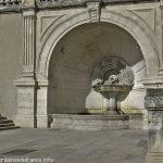 La Fontaine de l'Escalier palier Supérieur