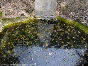 La Fontaine St-Loup