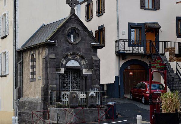La Fontaine Chapelle Notre-Dame de la Délivrance