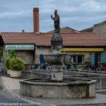 La Fontaine Renaissance ou St-Aignan