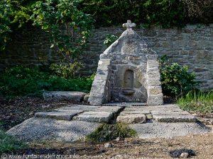 La Fontaine St-Guénaël