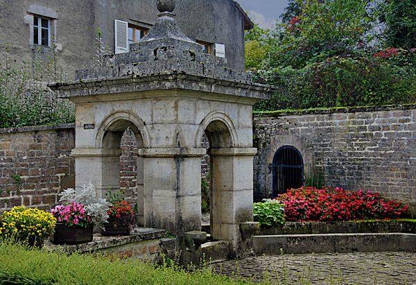 La Fontaine du Lavoir de Peintre