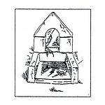 Gravure de la Fontaine document d'archive