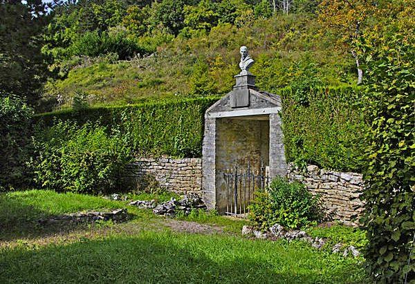 La Fontaine de Dévotion Saint-Bernard