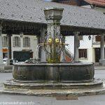 La Fontaine Place du Vieux Tilleul