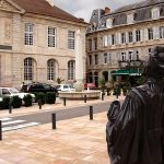 La Fontaine Place du Palais de Justice