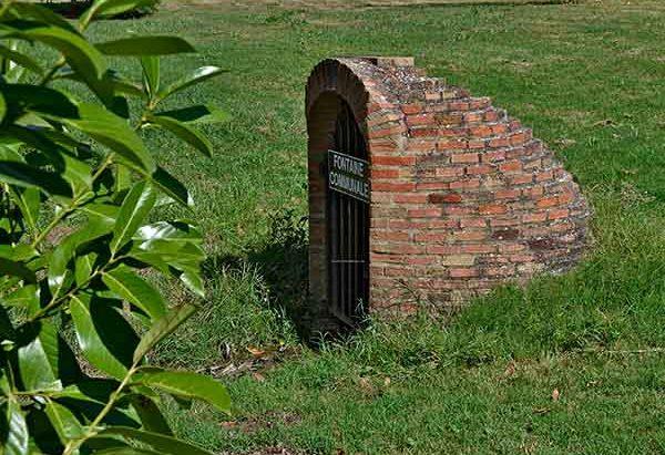 La Fontaine Communale