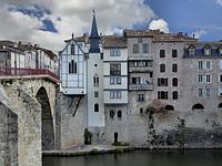 La Chapelle vue du Pont