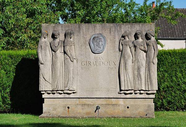 La Fontaine Mémorial Jean Giraudoux