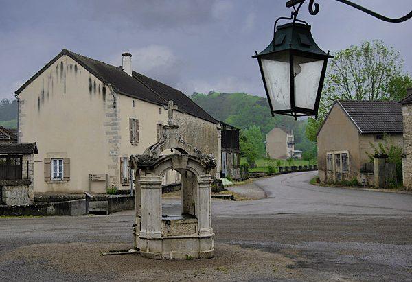 Fontaine Puits du XVIIIème siècle