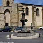 La Fontaine du Faubourg St-Loup